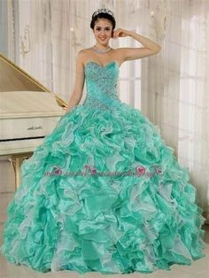 Nice turquoise quinceanera dresses 2018-2019 Check more at http://24myfashion.com/2016/turquoise-quinceanera-dresses-2018-2019/