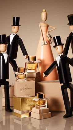 My Burberry, the new fragrance for women, presented by The Beauty and The Dancer. Find the perfect gift this festive season at Burberry.com