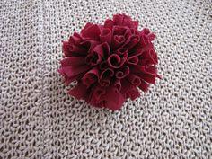 carnation T-shirt flower