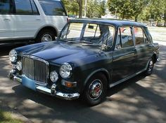 MG Princess 1100 (low volume (154 produced) American export, effectively a MG badged Vandenplas Princess).