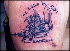 Seabees...but a little different design..