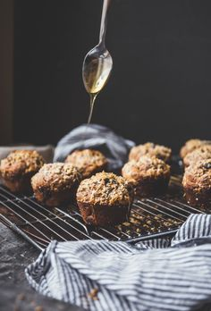have always love blueberry muffins, I mean who doesn't? They were one of the first recipes I had the guts to make all on my own after my fast-food college days, and I remember how delicious t…