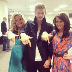 Cody Simpson loves Gamma Phi Beta- my beautiful pledge class sisters from Coastal Carolina University Zeta Zeta chapter! :)