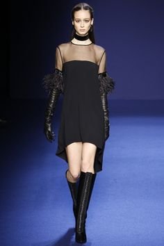 Andrew Gn Fall 2016 Ready-to-Wear Fashion Show