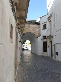 Martina Franca Puglia Italia (Luglio)