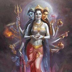 Не счесть моих ликов,  Не счесть воплощений,  Предсмертный твой крик я,  И стон наслажденья.  Блуждая во мраке, открой мое имя.  Какой меня видишь,  Такой к тебе выйду.. #devi #shakti #tantra #dakini #yoga #yogini #beauty #vedic #деви #шакти #тантра #йога #дакини #йогини #богиня #goddess