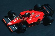 1985 Ferrari 156 F1 85