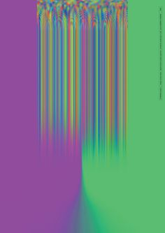 Japanese Poster by Mitsuo Katsui, 2003, Lithrone Project-C.