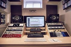 ideal studio desk would be in good hands with Brock's professional