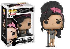 Meu Deus, que graça! A nossa eterna diva Amy Winehouse ganhou uma bonequinha Funko Pop! A Funko tem uma linha que homenageia…