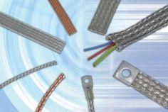 Le #Trecce in #Rame sono #conduttori extra #flessibili per #connessioni #elettriche, collegamenti di potenza, collegamenti di terra e connessioni equipotenziali, composte da fili elementari di Ø variabile tra 0,10 e 0,30 mm. intrecciati tra loro fino a formare un trefolo e più trefoli intrecciati consentono di ottenere la sezione voluta. Le trecce in rame più utilizzate come conduttore elettrici sono: tonda, piatta e tubolare.