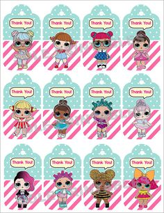 free lol surprise birthday printables free - Saferbrowser Yahoo Image Search Results - JUST FASHION 6th Birthday Parties, 8th Birthday, Surprise Birthday, Surprise Cake, Fete Emma, Theme Mickey, Doll Birthday Cake, Doll Party, Lol Dolls