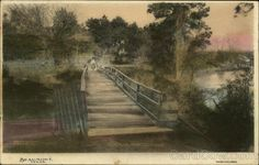 Lovers Lane Beaumont Texas - 1908