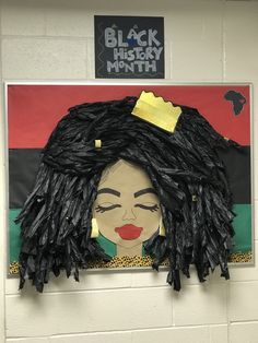 Black History Door Decorations Home 43 Ideas For 2019 History Major, World History Lessons, History Photos, Art History, Afro, Black History Month, African American History, Art Education, Bulletin Boards