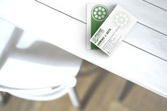 ILNTeam :: 16pt Business Cards UV2