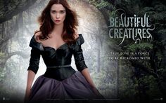 BEAUTIFUL CREATURES - Movie Trailer, Photos, Synopsis