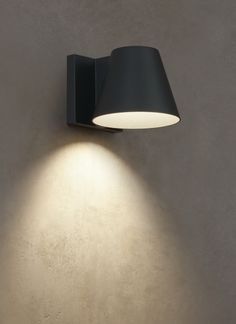 Tech Lighting - Bowman Black Inch 120 Volt Outdoor Wall Sconce You are in the right place about outdoor lighting led Here we offer you the most beautiful pictures about the Modern Exterior Lighting, Modern Outdoor Wall Lighting, Exterior Wall Light, Outdoor Wall Lantern, Porch Lighting, Wall Sconce Lighting, Outdoor Walls, Lighting Ideas, Indoor Wall Sconces