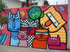 MINHAU - STREET ART - BRAZIL