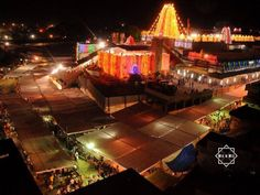 Hordes of ardent devotees of Lord Rama started pouring in to Bhadrachalam to witness Sri Sitarama Tiru Kalyana Mahotsavam slated to be held in the historical temple town on the occasion of Sri Rama Na Hyderabad, Weekend Getaways, Fair Grounds, City, Building, Amazing, Pilgrims, Travel, Temples