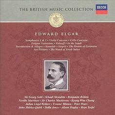 Elgar: 1. Allegro-1. Allegro - Sir Georg Solti & London Philharmonic Orchestra & Kyung Wha Chung