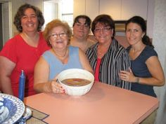 We spent a wonderful afternoon at Mery and Angelito's (Cris' in-laws) house not only learning how to make a fantastic Cuban style red bean ...