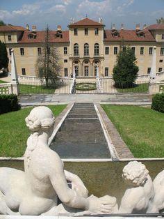 Villa della Regina. Torino (Piedmont) 1615-1619...1657...1692