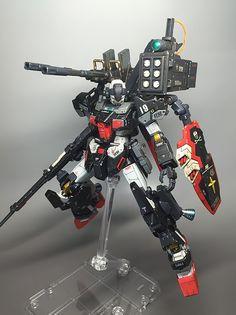 HGUC 1/144 JESTARK - Customized Build. More gundam gunpla: http://amzn.to/1pArb5n