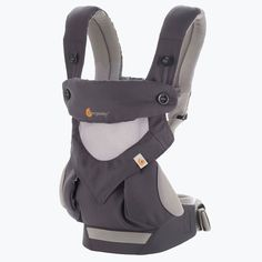 """<div class=""""default-content""""> <p>The Ergobaby All Position 360 Cool Air Carrier in Carbon Grey, made with 3D Air Mesh fabric to keep baby cooler longer. Offering four carry positions, including our ergonomic forward facing option.</p> </div>  <div class=""""clean-content"""">     <p>         Cool & breathable, the 360 Cool Air Mesh - Carbon Grey offers every carry position to get out and about with baby, from summer hikes to leisurely strolls.      </p>     <ul>         <li>Breathable, lightweight…"""