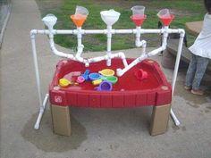 TODDLER-PREK: Fun summer activity to peak your child's interest in science!