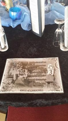 Place settings for 21st