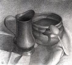 still life drawings -  17