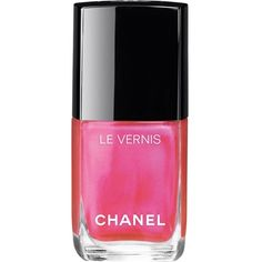CHANEL Le vernis longwear nail colour ($22) ❤ liked on Polyvore featuring beauty products, nail care, nail polish, shiny nail polish, chanel nail color, chanel nail lacquer and chanel nail polish