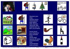 Olentzero joan zaigu (abestia) - Adaptación en euskera de Tablero de Comunicación ARASAAC.    Mari Domingi- Google Imágenes; Pictogramas Arasaac  http://informaticaparaeducacionespecial.blogspot.fr/p/tableros-de-comunicacion.html