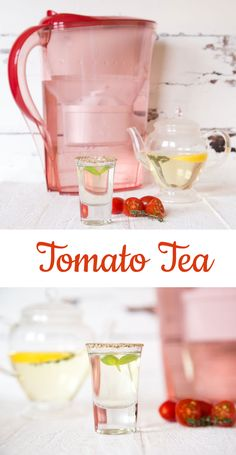 "This unusual, but refreshing ""tea"" is richly flavoured with tomato and super simple to make"