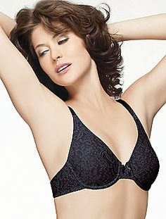 2d3191e59e83a Modern Wacoal Halo Lace Seamless Underwire Bra still just as fabulous as  the vintage version