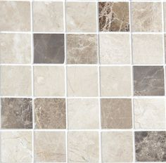 Expresso Marble Mosaic Tile