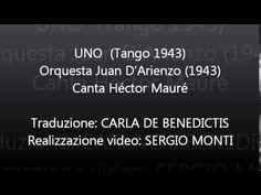 UNO - Juan D'Arienzo - Traduzione in italiano