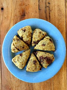 paleo chocolate chip scones low carb nut free paleo chocolate chip ...