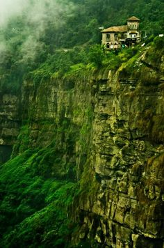 Haunted Hotel Del Salto, Colombia by Juan Diego Rivas
