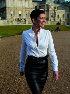DIAPO : Les plus beaux looks de Cristina Cordula