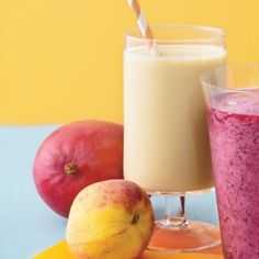 10 Healthy (and Tasty!) Smoothie Recipes Whip up these smoothies for a healthy morning meal or mid-day snack.