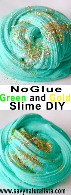 edible slime No Glue Glitter Gold Slime! Hey welcome back to my channel today we are making a No Glue Glitter Gold Slime DIY (Making No Glue Slime)! I really love making slime and when yo Slimy Slime, Borax Slime, Edible Slime, Glue Slime, Slime With No Glue, No Glue Fluffy Slime, Slime Asmr, Diy Crafts Slime, Slime Craft