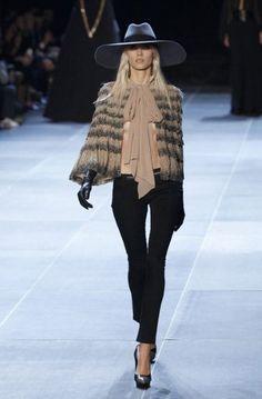 Paris Fashion Week: Hedi Slimane's spring/summer 2013 Saint Laurent debut in pictures - Fashion Galleries - Telegraph