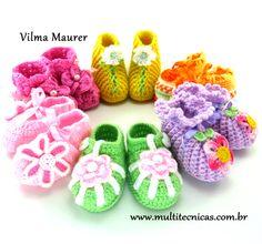 Apostila de sapatinhos www.multitecnicas.com.br