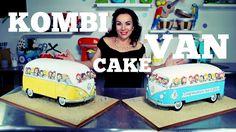 KOMBI VAN STRUCTURE CAKE