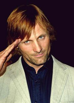 Viggo Peter Mortensen