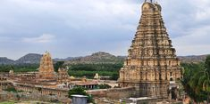 To understand India in its various hues one can start from from its temples...