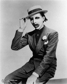 Marilyn Manson | pinterest: geminoir