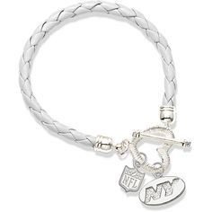 New York Jets Devotion Rope Bracelet