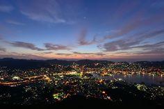 稲佐山展望台(長崎県)